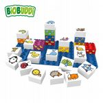 BiOBUDDi - Learning Animals - Eco Friendly Block Set - 27 Blocks